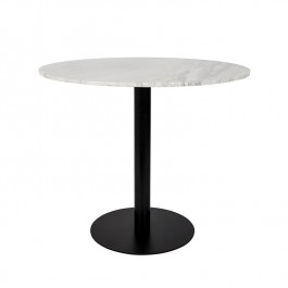 Zuiver Marble King 90' Dining Table Black