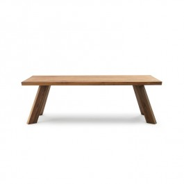 Solid American Walnut Dining Table