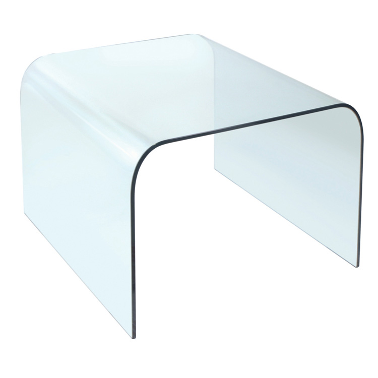Greenapple glass lamp table arc modern glass side tables 4living glass lamp table arc image 1 aloadofball Images