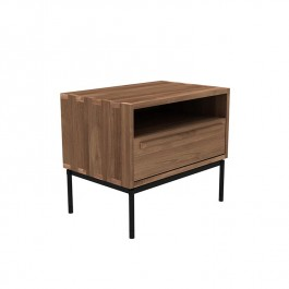 Ethnicraft Teak Bedside Table HP
