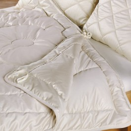 Organic Combination Duvet Silk / Wool