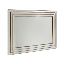 Mirrors by Gallery Chambery Mirror Bronze