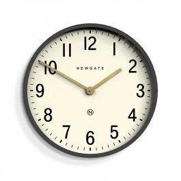 Newgate Wall Clock Mr Edwards Grey