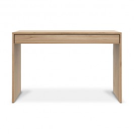 Ethnicraft Oak Small Desk Wave