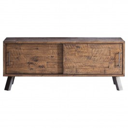 Gallery Camden Rustic Media Unit