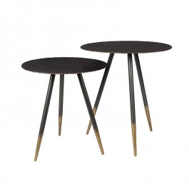 Dutchbone Side Tables Stalwart (Pair)