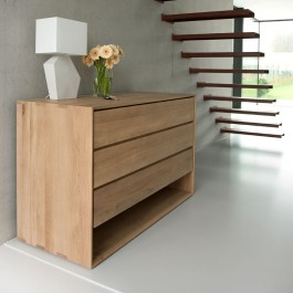 Ethnicraft Oak Chest Nordic