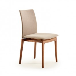 Skovby Upholstered Walnut Dining Chair