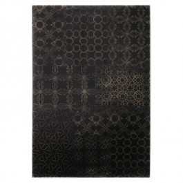 Black Light Print Rug - Hamptons
