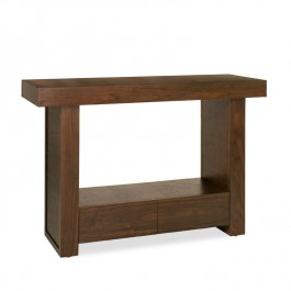 Walnut Console Table - Akita