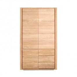 Ethnicraft Oak Wardrobe Shadow