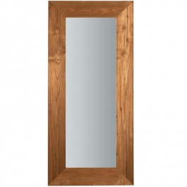 Ethnicraft Solid Teak Mirror