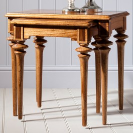 Frank Hudson Spire Nest of Side Tables