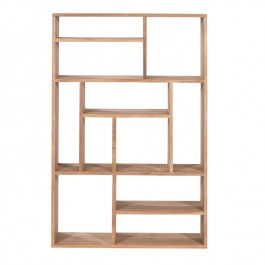 Ethnicraft Teak Small Open M Rack