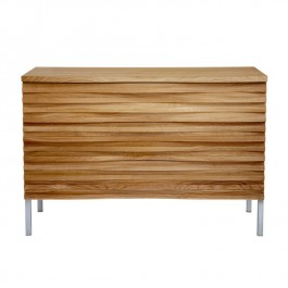 Conran Wave Chest - Oak