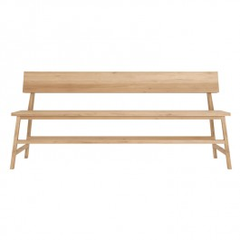 Ethnicraft N3 Bench Oak