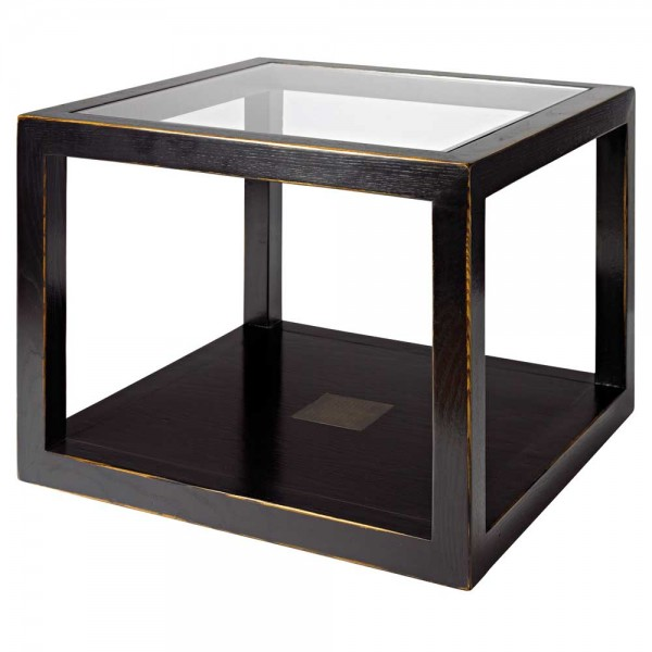 Black Lacquer Oriental Coffee Tables Chinese Lacquered Furniture