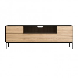 Blackbird TV Unit Oak Ethnicraft