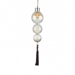 Heathfield Lighting Medina Lustre 3 Ball Pendant