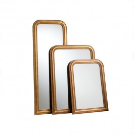Mirrors by Gallery Worthington Gold