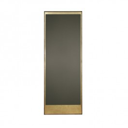 Notre Monde Gold Leaf Reflection Mirror