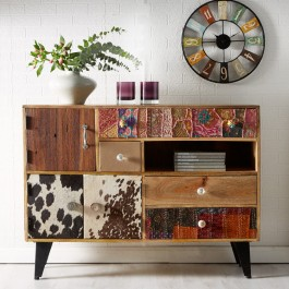 Sorio Multi Drawer Sideboard