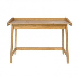 Baron Flap Oak Desk Woodman