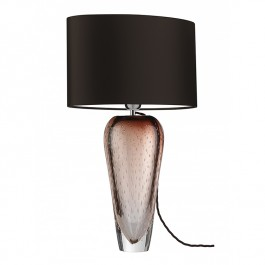 Heathfield Table Lamp Esme Garnet