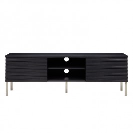 Conran Wave TV Unit - Charcoal