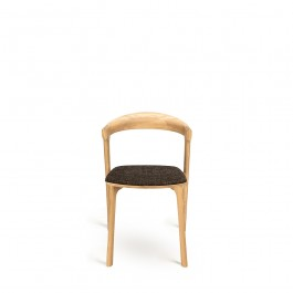 Ethnicraft Bok Dining Chair Oak & Fabric