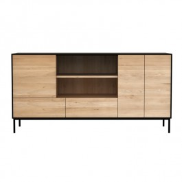 Blackbird Open Sideboard Oak Ethnicraft
