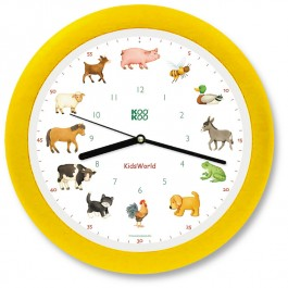 Childrens Clock 13
