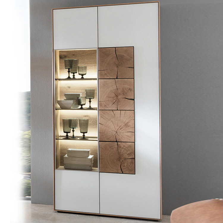 Hartmann Caya Display cabinet| Solid Wood Furniture | 4 Living