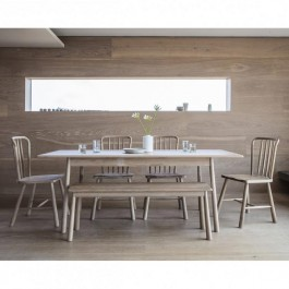 Frank Hudson Extending Dining Table Wycombe