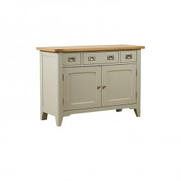 Bordeaux Cool Grey Sideboard Small