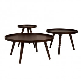 Dutchbone Arabica Coffee and side Tables