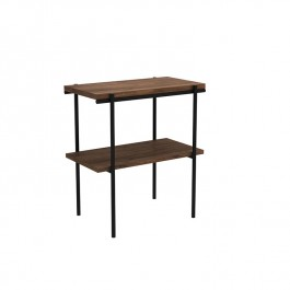 Ethnicraft Walnut Rise Side Table