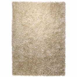 Contemporary Beige Rug - Cool Glamour