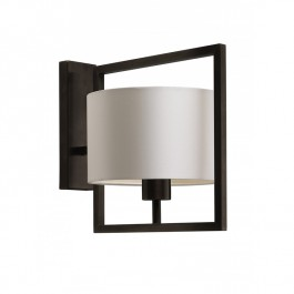Heathfield Lighting Conniston Dark Bronze Wall Light