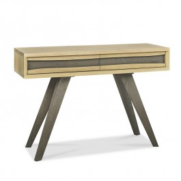 Bentley Oak Console Table With Drawer Cadell