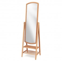 Cheval Oak Mirror Grace