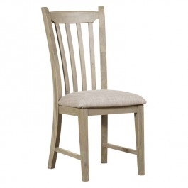 Lily Slatted back Dining Chair