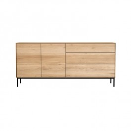 Whitebird Sideboard Oak Ethnicraft