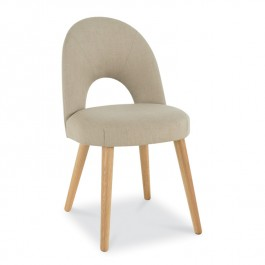 Stone Upholstered Dining Chair - Oslo