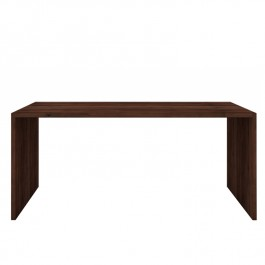 Ethnicraft Solid Walnut Home Office Desk