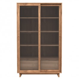 Ethnicraft Teak Wave Bookrack