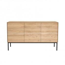 Whitebird Sideboard Oak Ethnicraft 3 Doors