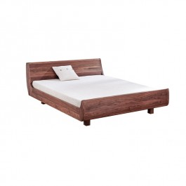 Solid Wood Bed Mola