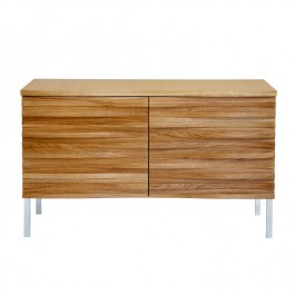 Conran Medium Wave Sideboard - Oak