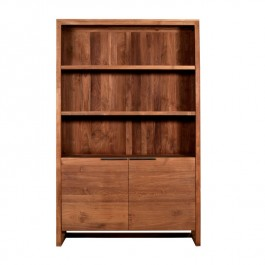 Solid Teak Bookcase - LF